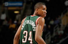 Giannis is back